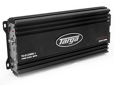 Targa Dynamite Digital Amplifier 3000W RMS @ 1 Ohms-0