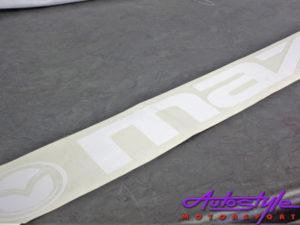Various Windscreen Stickers-15912