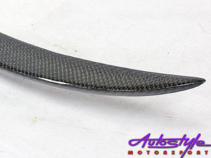Notorginal Carbon Bootspoiler To Fit S90-0