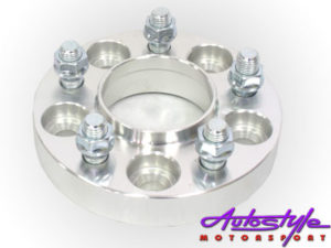 VW Kombi Wheel Spacer 5/112 to 5/112 Adaptor-0