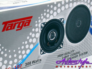"""Targa 4"""" Co Axial-0"""