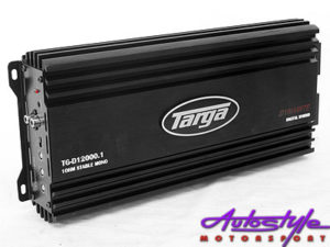 Targa Dynamite Digital Amplifier 3000W RMS @ 1 Ohms-0