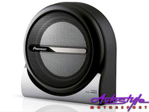 "Pioneer TS-WX210A 8"" Slim Sub and Amplifier Kit-0"