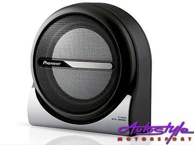 Pioneer TS-WX210A 8″ Slim Sub and Amplifier Kit