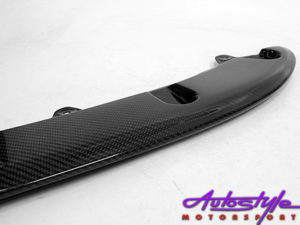 Vw Golf Mk6 R20 Carbon Front Spoiler-0