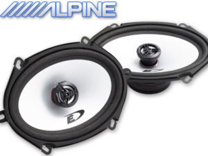 "Alpine SXE-572S 5x7"" Speakers-0"
