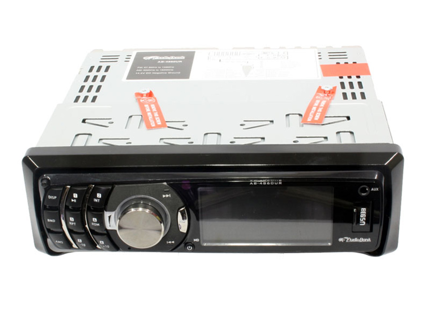 Audiobank AB-4860UR Mp3 with USB and front aux