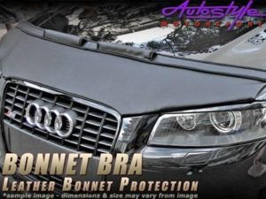 Car Bonnet Bra for Audi A3 98-02 (facelift model)-0