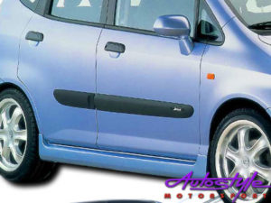 Honda Jazz MS-Design Side Skirts-0