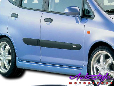 Honda Jazz MS-Design Side Skirts