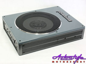 "8"" Powerbass Sub with Amp-0"