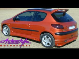 Peugeot Sport Style Side Skirts