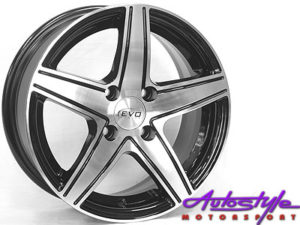 "14"" Evo Star 4/100 Alloy Wheels-0"