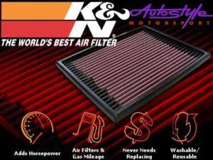 K&N 33-2468 Air Filter for Honda Civic 1.8-0