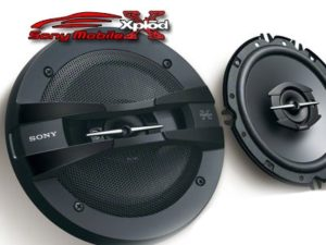 "Sony XS-GTF1638 6.5"" 260w 3way Midrange Speakers-0"