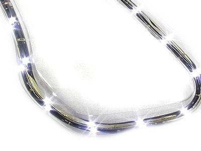 Ring Daytime LED Running Light Stripes (white)
