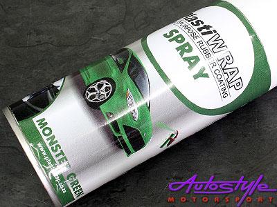 Plasti-Wrap Monster Green Spray-0
