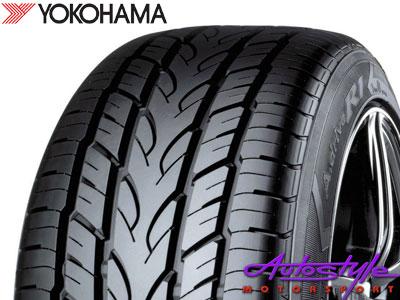 265-65-17″ Yokohama Tyres