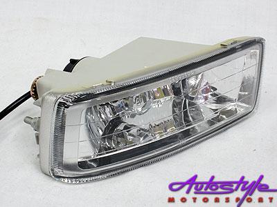 Isuzu Bakkie 2008 Bumper foglights