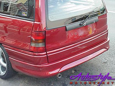 Opel Astra Estate Steinmetz Rear Apron