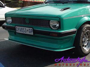 VW Mk1 BBS Style Front Spoiler -0