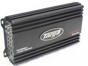 Targa Dynamite Series 5600w 4ch Amplifier-0