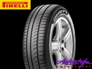 "225/40/18"" Pirelli Tyres -0"
