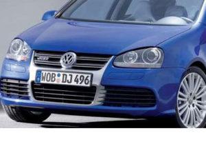 VW Golf MK5 R32 Style Front Bumper-0