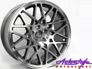 "18"" R Design 5/112 Alloy Wheels-0"