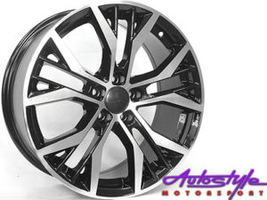 "17"" MG032 5/100 Alloy Wheels-0"