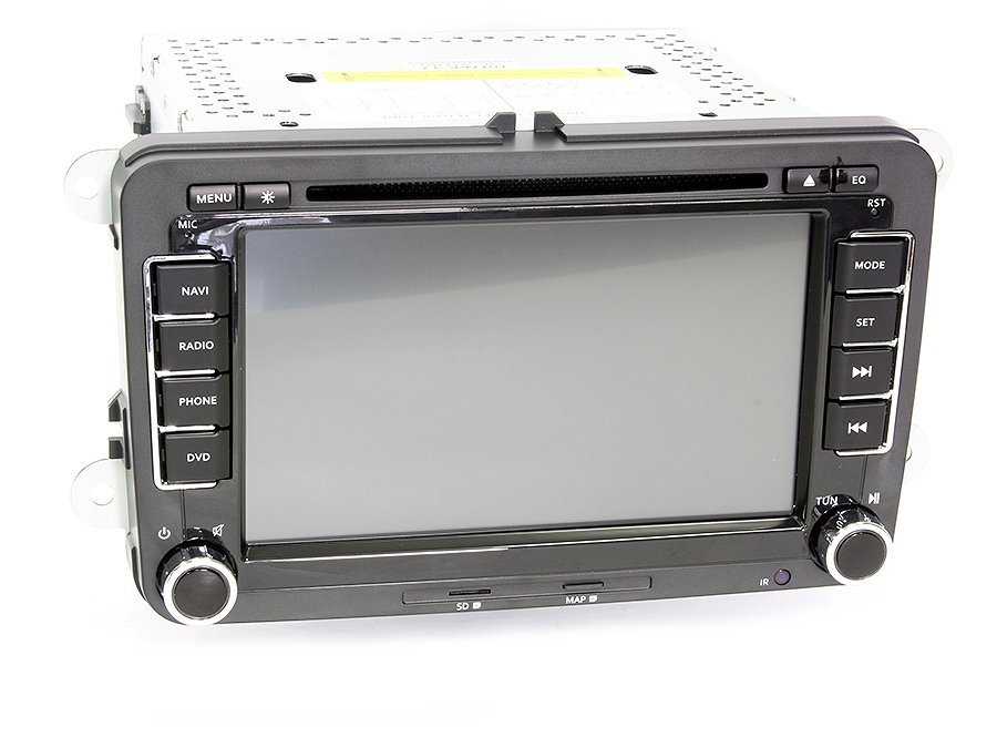 Double Din DVD with USB/Bluetooth/FM for VW Golf Mk5/6/Polo