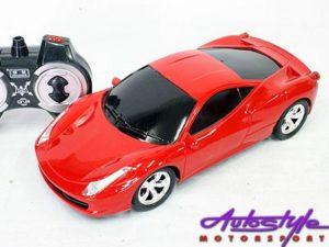 Radio Control 1:16 Ferrari or R8 Model Car-17364