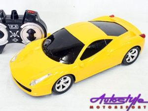 Radio Control 1:16 Ferrari or R8 Model Car-0