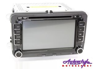 Double Din DVD with USB/Bluetooth/FM for VW Golf Mk5/6/Polo-0