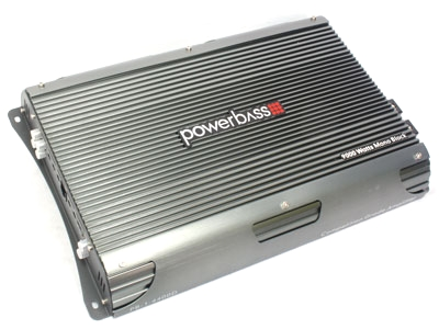 Powerbass 14000w Competition Digital Monoblock Amplifier