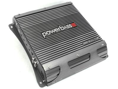 Powerbass PB-2.120 3000w 2Ch Amplifier-0