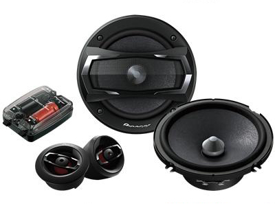 Pioneer TS-A1305C 5 1/4″ Component Split System