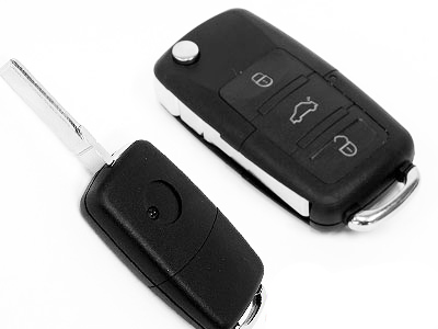 OEM Style Keyfob with Blade & Casing