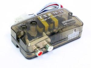 Universal Adjustable Line-Out Converter. -0