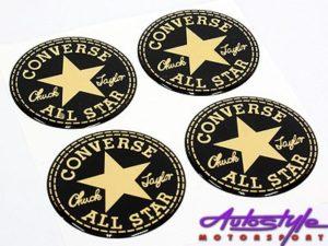 All Star Wheel Center Cap Decals-0