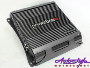 Powerbass PB-2.120 3000w 2Ch Amplifier-0