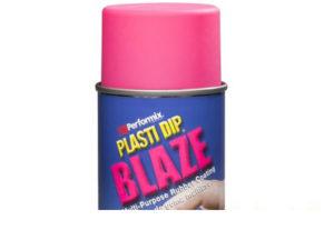 Plasti-Dip Liquid Rubber Coating Spray (Blaze Pink)-0