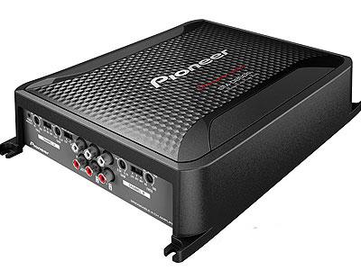 Pioneer GM-D8604 1200w 4channel Amplifier