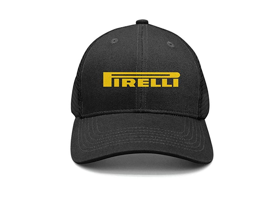 Pirelli Classic Baseball Cap