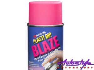 Plasti-Dip Liquid Rubber Coating Spray (Blaze Pink)-0