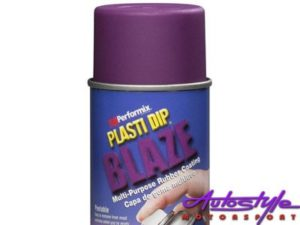 Plasti-Dip Liquid Rubber Coating Spray (Blaze Purple)-0