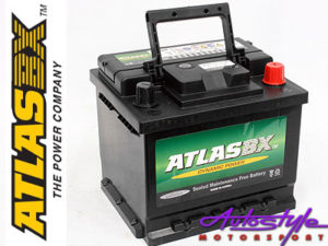 AtlasBX SMF Sealed Car Battery (634 size)-0