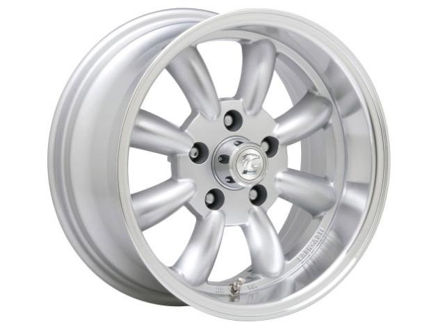 13″ Aline Zero 4/101 Suitable to fit Mini Alloy Wheels