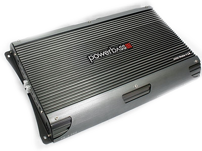 Powerbass 8000W 4 Channel Amplifier-0