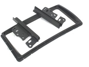 Radio Fascia Trim Plate for Toyota Hilux/Fortuner Double Din2011-0